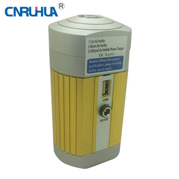 11 11 promotion CE Rohs Mobile phone charger and air purifier