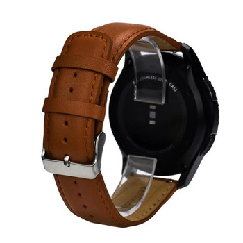 Luxury Replacement PU Leather Watch Band Top Brand Bracelet Wrist Watch Strap Band For Samsung Gear S3 Classic #N