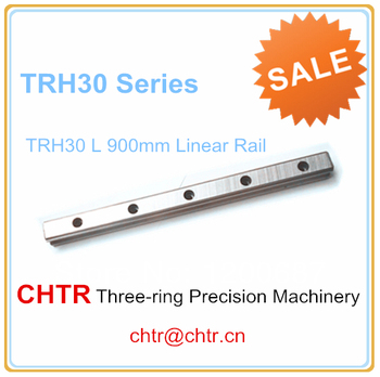 1pc TRH30 Length 900mm Linear Slide Guideway Rail 28mm