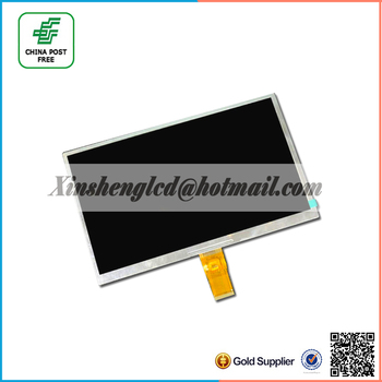 New 10.1'' inch 40pin LCD display screen DX1010BE40F0 DX1010BE40 DX1010BE for tablet pc LCD panel