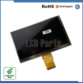 Original 7 inch hd LCD screen kr070pg9s 163mm * 97mm for onda V715 P071K tablets display
