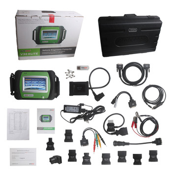 Original AUTOBOSS V30 Elite Auto Diagnostic Scanner One Year Free Update Online DHL