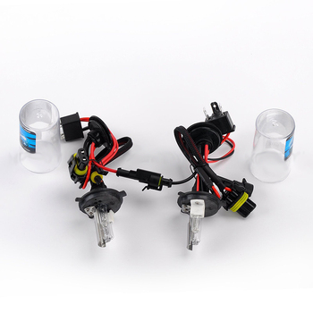 1 set 55W 5000K Car Headlight H1 Xenon HID Conversion Kit Silm Ballast Head Light High Low Beam Universal Replacement Bulb