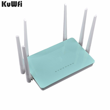 High Power 300mbps 64M Wireless Router Strong Signal Wifi Repeater WDS Booster Extender Through Walls 6*5dbi Antenna Router