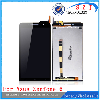 Original For ASUS Zenfone 6 A600CG LCD Display With Touch Screen Digitizer Assembly Replacement