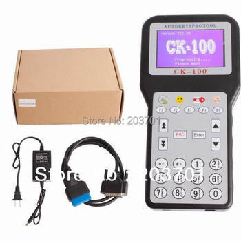 Quality A + Multi language CK100 Auto Key Programmer CK-100 V99.99 SBB Latest Generation CK 100 with DHL