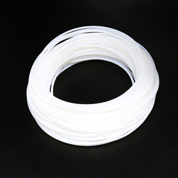 5M 2*4MM PTFE Teflon Long Distance Feed Tube for 1.75 mm/3.0mm Filament ptfe 1.75 RepRap Makerb/Mendel DIY 3D Printer Parts