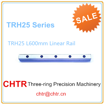 1pc TRH25 Length 600mm Linear Guide Rail Linear Slide Track Auto Slide Rail for sewing Machiner