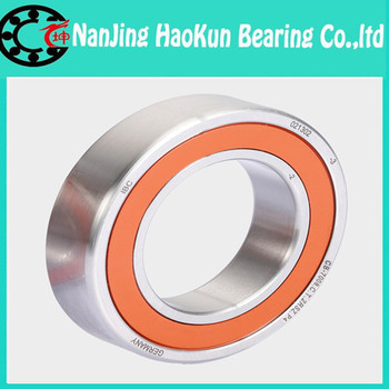 17mm diameter Angular contact ball bearings 7203 AC/P4 17mmX40mmX12mm,Contact angle 25,ABEC-7 Machine tool