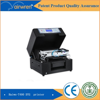 Top selling commercial printing machines , design your own t shirt printer a4 size flatbed