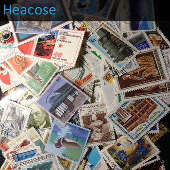 100 PCS/ lot , Rand Big And Middle Postage Stamps / timbres stamps , All Different,used,from the world wide,Off Paper,Collection