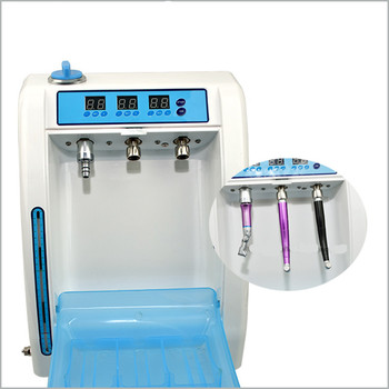2016 dental handpiece oiling cleaning machine Dental Cleaner Cleaning System Oil Machine