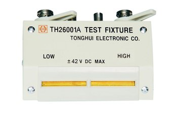 TH26001A 4 Terminal Test Fixture for LCR Meter