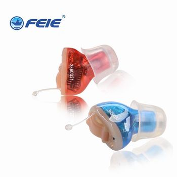 FEIE hidden listening device S-15A CIC Self- Programmable hearing aid with hearing aid price in philippines