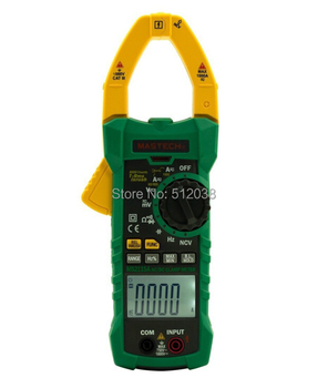 MS2115A True RMS 1000A AC/DC Digital Clamp Meter Multimeter Auto Ranging Amp Voltage R HZ