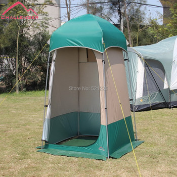 CHAllENGER outdoor camping beach fishing dressing dress changing shower moving toilet bath room tent account in top quallity