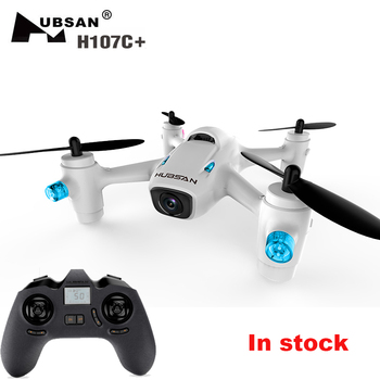 In stock) Hubsan X4 Camera Plus H107C+ (H107C Plus ) 6-axis Gyro RC Quadcopter with 720P Camera RTF 2.4GHz