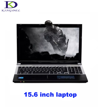Classic style 15.6 inch laptop Intel Celeron J1900 Quad Core netbook HDMI USB 3.0 WIFI Bluetooth DVD-RW home&work computer 1TB