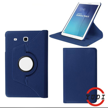 360 rotating PU Leather Case Cover For Samsung Galaxy Tab E 9.6 T560 T561 SM-T560 Tablet Accessories Y4a04d