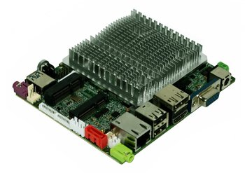 Industrial motherboard tax control with 1*VGA 1*HDMI 1*DP display