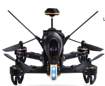 Walkera F210 DEVO 10 RTF Anti-collision Racing Drone W/OSD 700TVL Camera Express Shipping