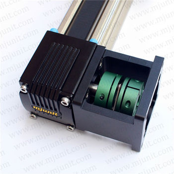 Professional Manufacturer linear rail guideway double actuator mini way belt drive actuator for laser machine