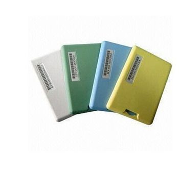 2.4G active access control reader card for school person manage