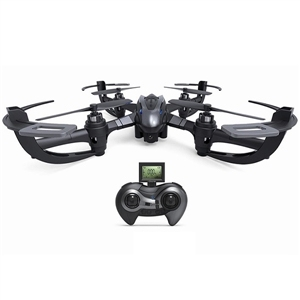 I4S With 2MP Camera 2.4G 4CH 6Axis 3D Rolling RC Quadcopter RTF Black remote control drone kids toys vs X5sw