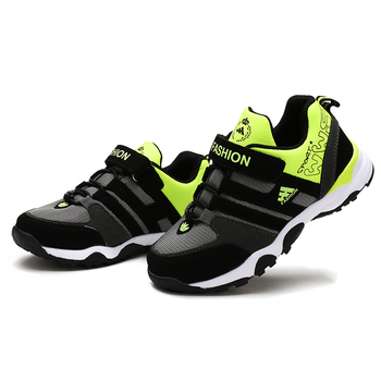Hot ! Brand children's sports shoes outdoor shoes children boys runing shoes mesh shoes calzado deportivo zapatos
