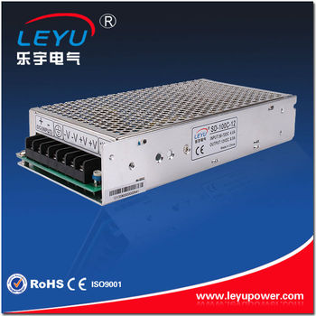 51-100W dc dc power supply 100w 48v to 24v converter fast delivery power supply