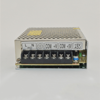 Ac to dc 30W 5V 12V D-30A Outputage -DuaI eIectric Inrush SiIver Ied driver source switching power suppIy voIt