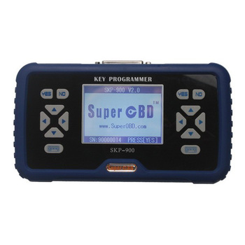 Wholesale V3.4 SuperOBD SKP900 SKP 900 OBD Auto Key Programmer With Most Cars in Word Via Connector