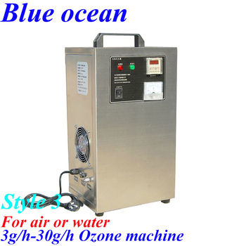 BO-2205AMT, The third generation of ozone disinfection machine water treatment ozongenerator otsoni generaattori osoon Osono