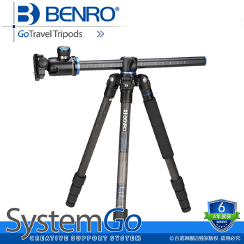 Quality BENRO Professional Go Travel Tripods Kit Digital Camera Tripod Top magnesium Alloy Tripod For SLR Cameras GC169TB1