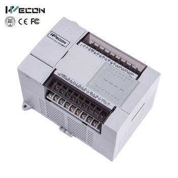 LX3V-1412MT4H-A 26 points wecon PLC apply in injection molding machine