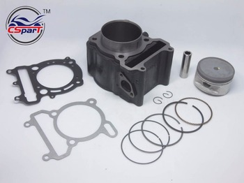 Performance 72.5mm Cylinder Piston Ring Kit VOG 300CC Linhai QianJiang Kinroad Buyang Gsmoon XinYue ATV Buggy Scooter Parts