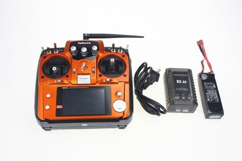 F11859-D Assembled 300H 300 Pure Carbon Fiber Mini H FPV Quadcopter RTF Full Kit with AT10 TX&RX Battery Charger