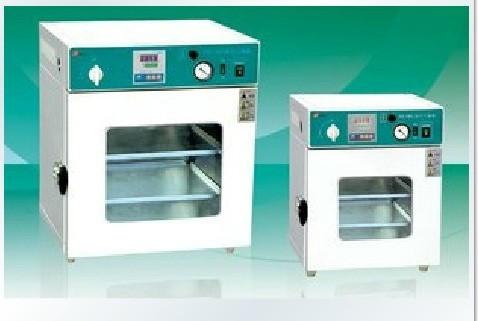Digital Vacuum Drying Oven Cabinet 250 Celsius Degree, Working room size: 45x45x45cm