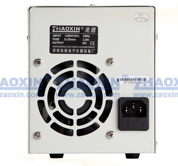 Fast arrival Digital RXN605D Linear DC Power Supply 0-60V Outpur Voltage 0-5A Output Current