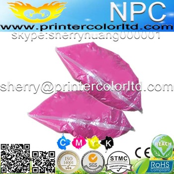 Color toner powder for Xerox phaser 7500 7500DN 7500DT 7500DX 7500N 106R01436 106R01437 106R01438 106R01439 106R01433 106R01434