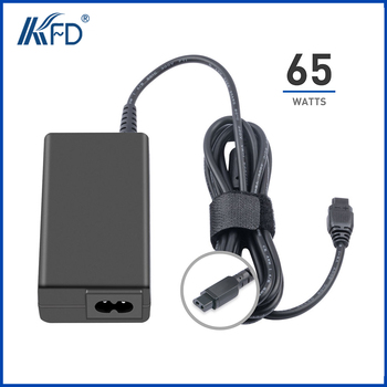 KFD A12 Universal Sereis 65W International Plug Adapter For Asus 19V3.42A Dell 9 Tips