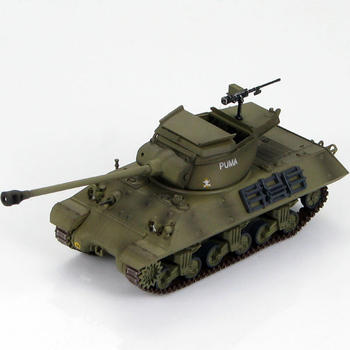 HM 1/72 HG5404 US Army M36 anti-tank destroyer Far East Colonial armored regiment 1953 Favorites Model