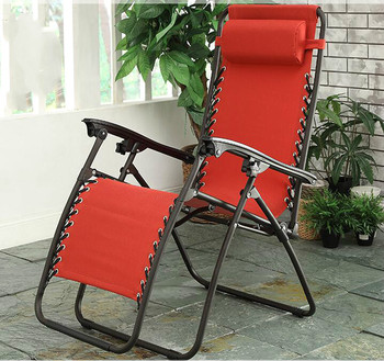 Portable folding bed recliner chairs