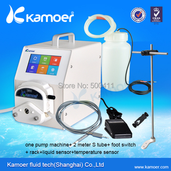 Kamoer Lab UIP Peristaltic Pump Set V