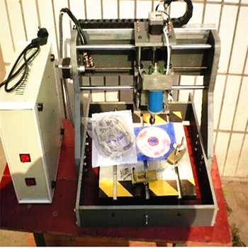 DIY CNC engraving machine engraving machine small computer engraving machine CNC milling machine 2030