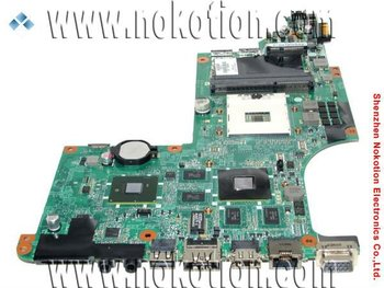 605320-001 for HP DV7 DV7-4000 series motherboard INTEL HM55 HD 5650 DDR3 Mainboard