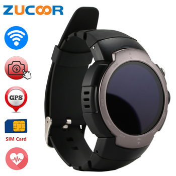 Smart Watch Smartwatch Z9 With 3G SIM Card Slot GPS/WIFI/FM Heart Rate Monitor MP3/MP4 Pedometer Bluetooth Camera Touch Screen