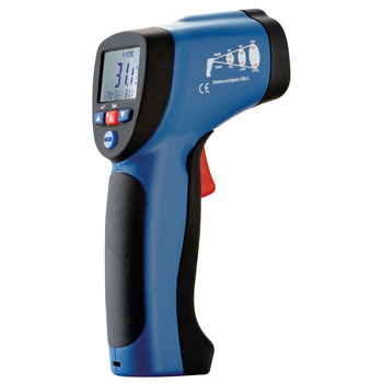 Infrared thermometer outdoor thermometer With the toolkit laser thermometer DT-8835