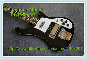 Custom Shop Top Quality Rickedbacker 4 Strings 4003 Electric Bass Guitar China Factory In Stock