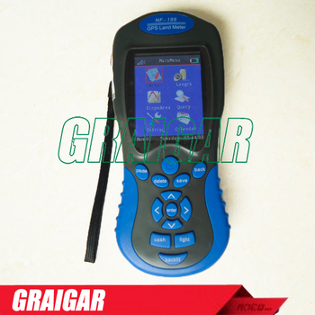 NF-188 geological survey instrument Gps Land Meter Any shap of earth square and girth can be measured